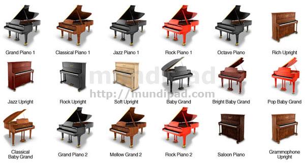 Aplicaci n para tocar el piano igrand piano for ipad for Costo del 2 piano