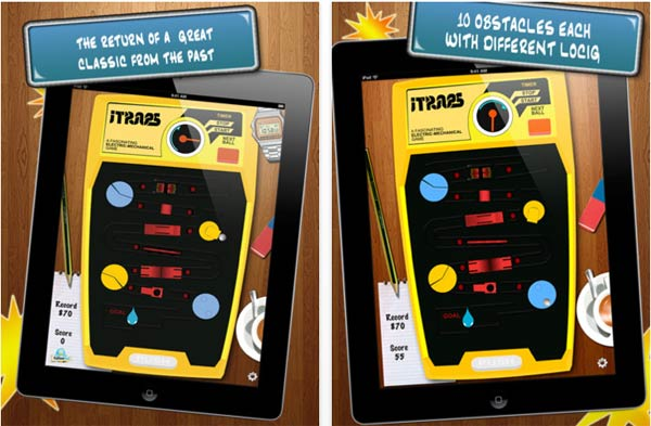 iTraps para iPad