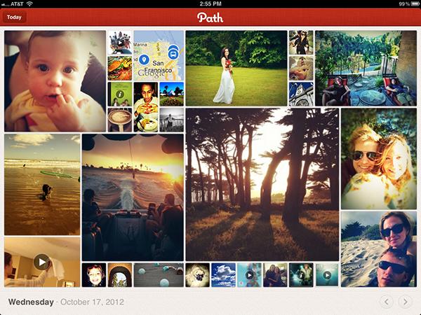 Path para iPad
