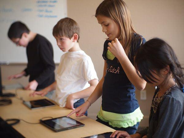 El iPad y el juego simbólico