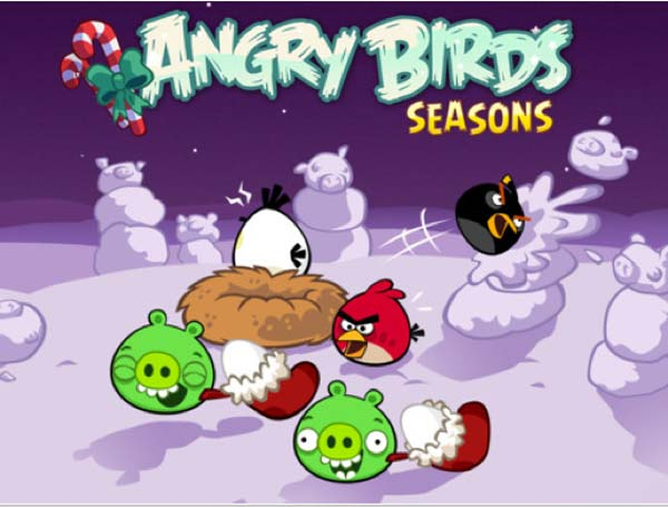 Angry Birds Seasons HD para iPad