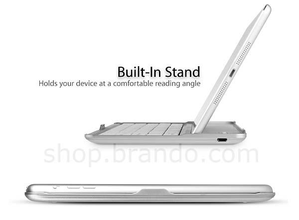 Teclado económico para el iPad Mini