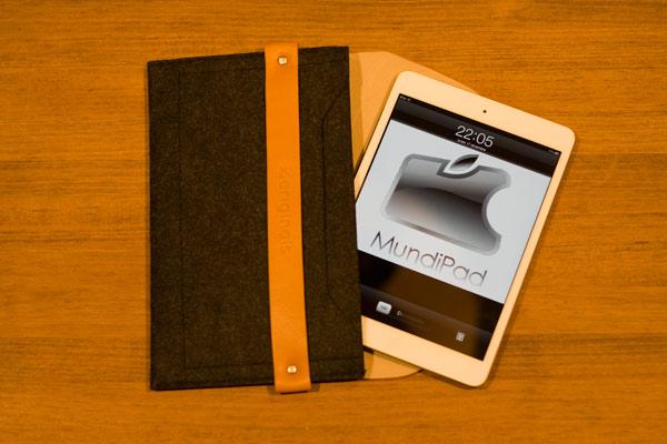 Funda Mujjo iPad Mini