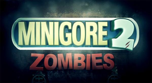 Juego Minigore 2: Zombies para el iPad