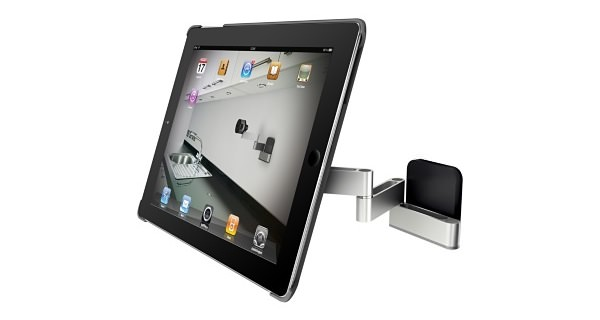 soporte de pared extensible para el ipad