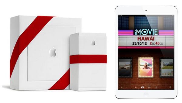 ¿Será el iPad el regalo de estas navidades?