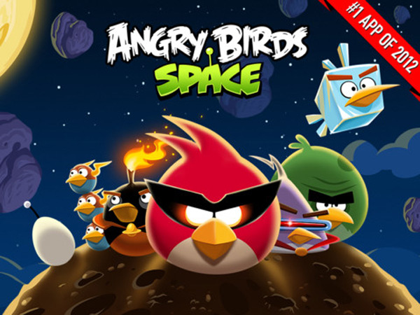 Angry Birds Space HD para iPad