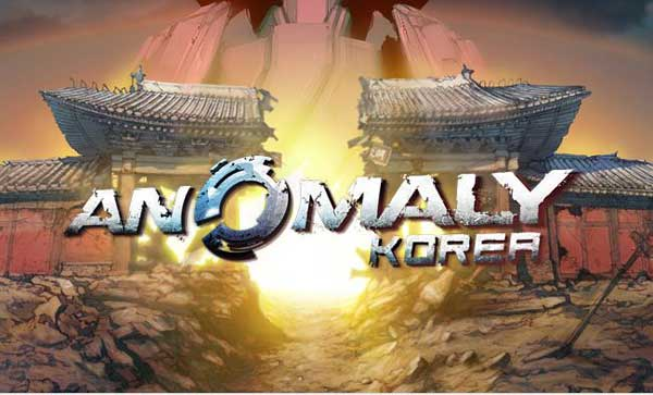 Anomaly Korea para iPad