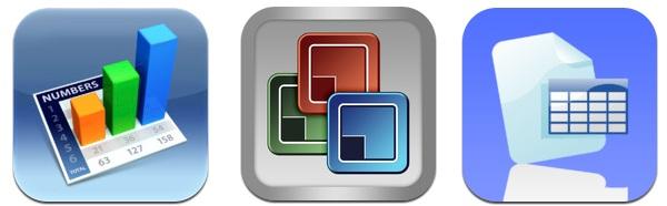 Las mejores alternativas de Excel para iPad