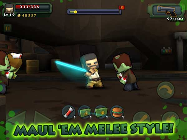 Call of Mini Brawlers para iPad