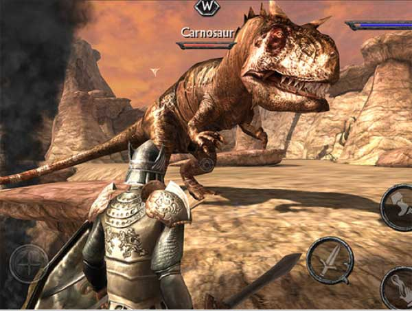 Ravensword: Shadowlands para iPad