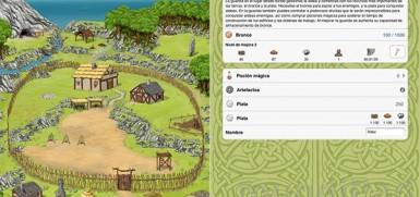 Celtic Tribes, un juego de estrategia en tiempo real donde conquistar aldeas celtas