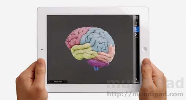 Nuevos anuncios del iPad