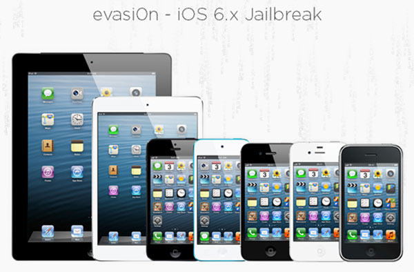 Manual del Jailbreak iPad con iOS 6.0 o 6.1 con evasi0n