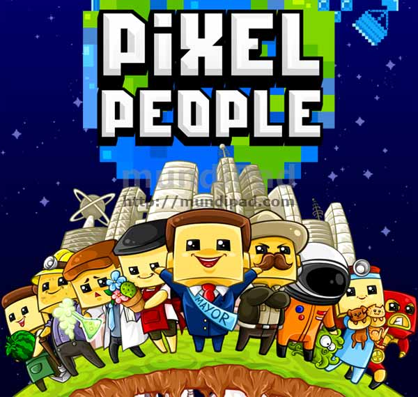 Pixel People para iPad