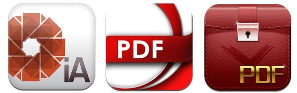 Aplicaciones para leer y editar archivos PDF en el iPad
