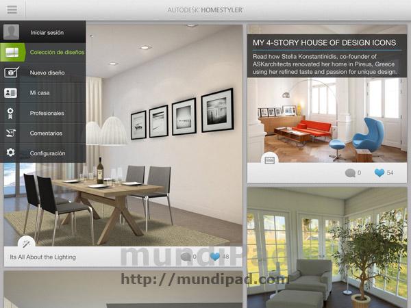 Homestyler es una nueva aplicaci n de dise o interior para for Aplicacion para disenar muebles
