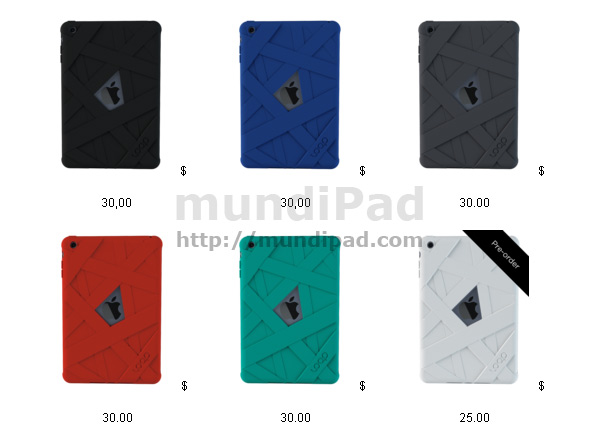 Funda Mummy de Loop para el iPad Mini