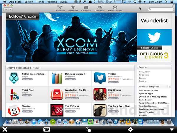 Visión del escritorio remoto de OS X en iOS