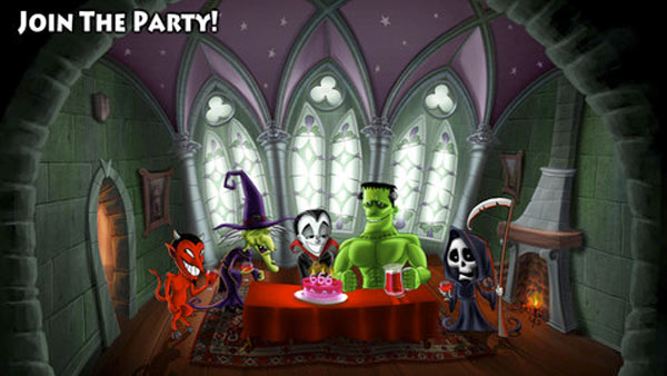 V de Vampiro es un juego de terror para iPad