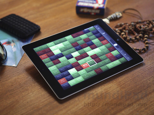 Stock Touch para el iPad
