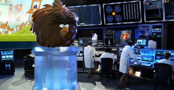 El próximo Angry Birds Star Wars 2 tendrá juguetes compatibles con iPad