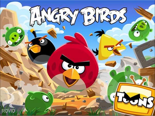 Angry Birds HD se actualiza con un nuevo modo de juego