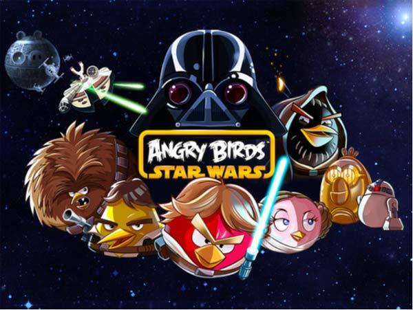 Angry Birds Star Wars HD para iPad gratis en la AppStore