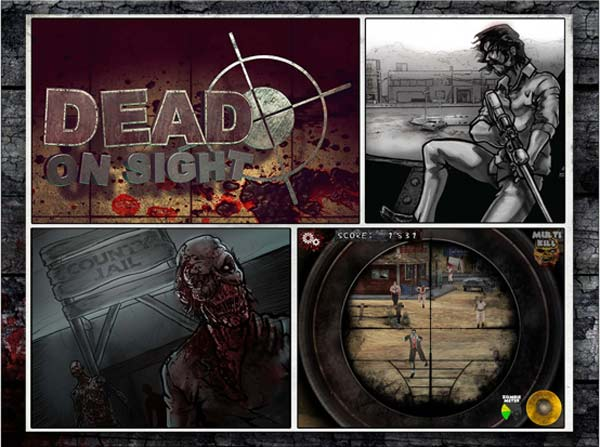 Juego Dead on Sight para iPad