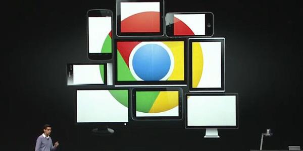 Chrome para dispositivos iOS