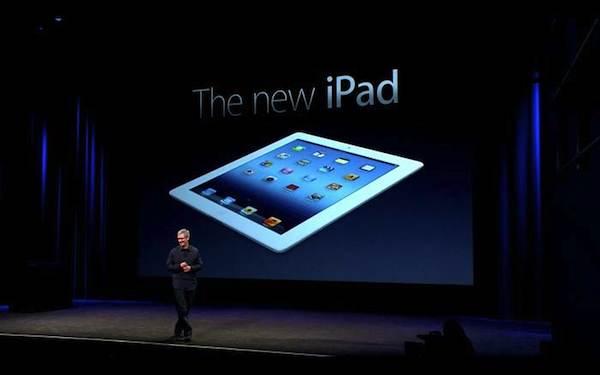 Apple prepara el lanzamiento de un nuevo iPad de quinta generación para septiembre