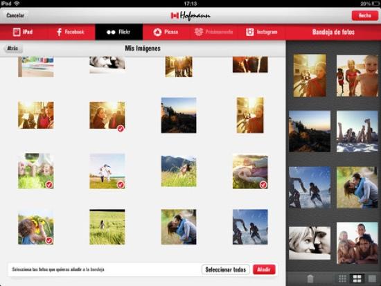 Crea tus álbumes digitales con Hofmann Álbumes digitales