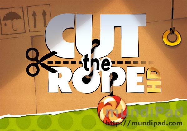 Cut The Rope HD gratis por tiempo limitado