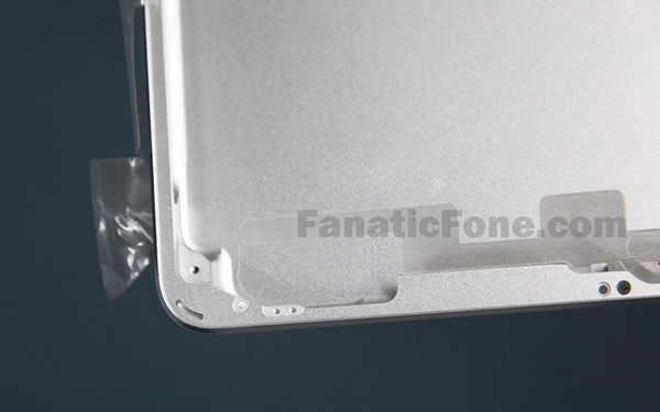 Carcasa trasera del iPad 5 de Apple
