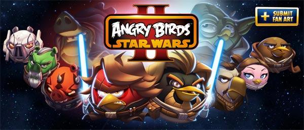 Juego Angry Birds Star Wars II