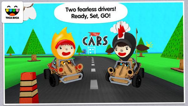 Toca Cars para el iPad