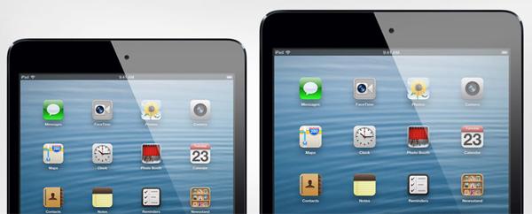 iPad 5 y el iPad mini 2 podrían presentarse el próximo mes