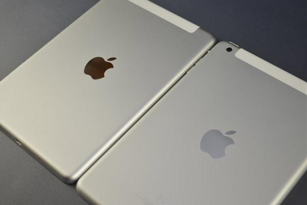 Nuevo vídeo de la parte trasera del iPad 5 e imágenes del iPad Mini 2