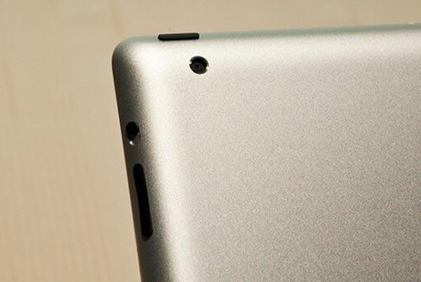 El iPad 5 y el iPad Mini 2 tendrán una cámara mejorada