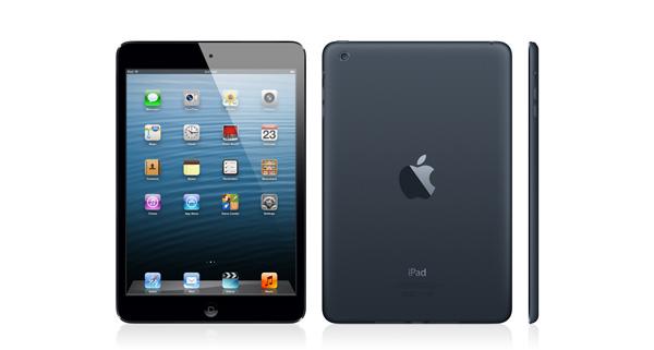 iPad 5 delgado y un iPad Mini con pantalla de retina