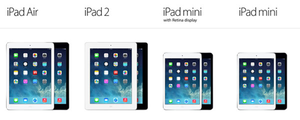 iPad Mini 2 Retina Display: información y precios