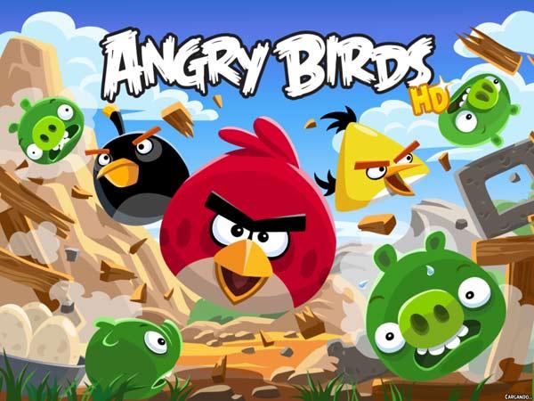Angry Birds HD se actualiza a la versión 3.4