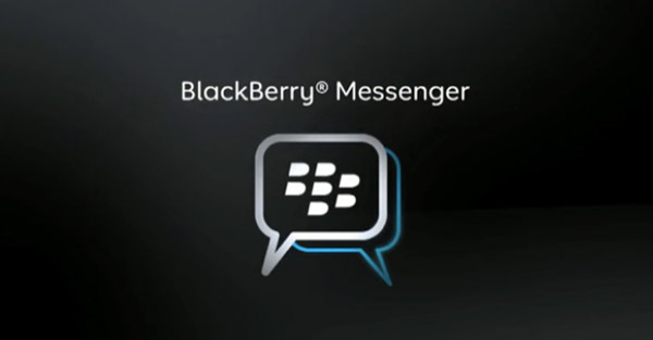 BlackBerry Messenger ya es compatible con el iPad