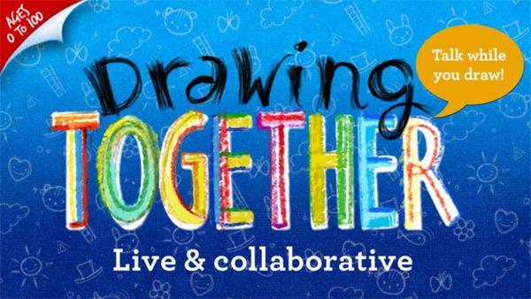 Dibujando Juntos para el iPad