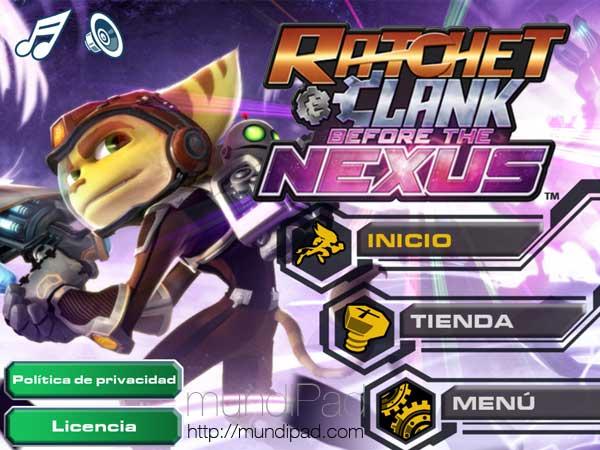 Juego Ratchet & Clank: BTN para iPad