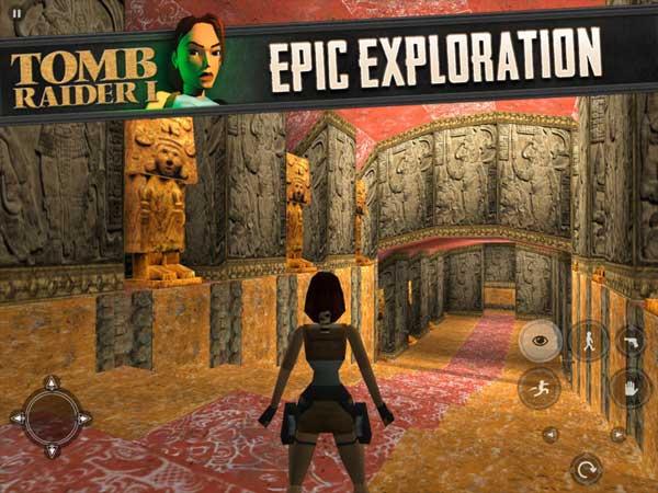 Tomb Raider I para iPad