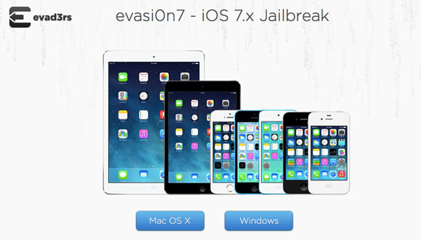 Jailbreak ios 7 iPad