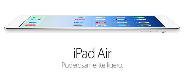 ¿Y después del iPad Air?