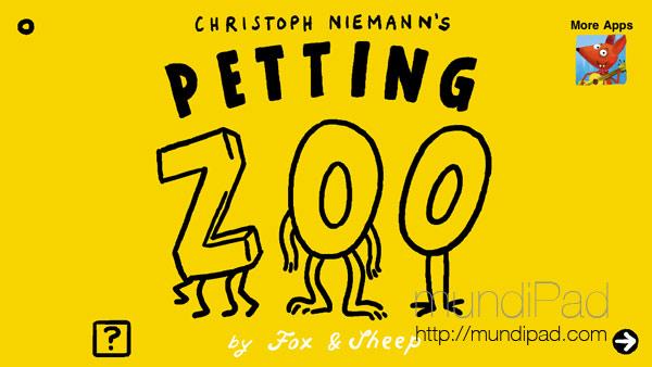 Mini Zoo es la App de la semana en iTunes