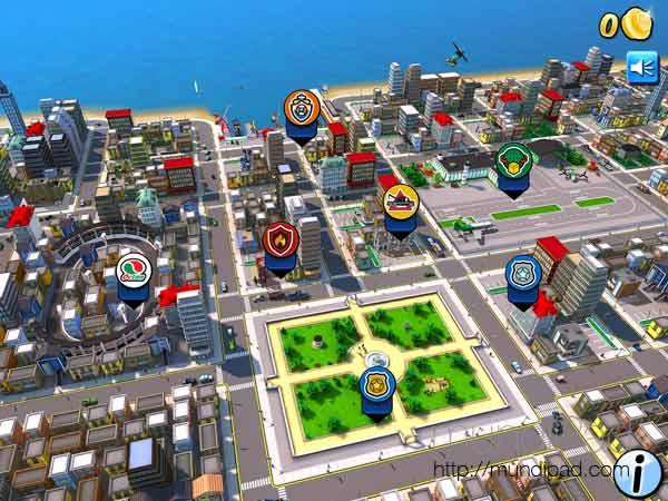 LEGO City My City disponible en la AppStore